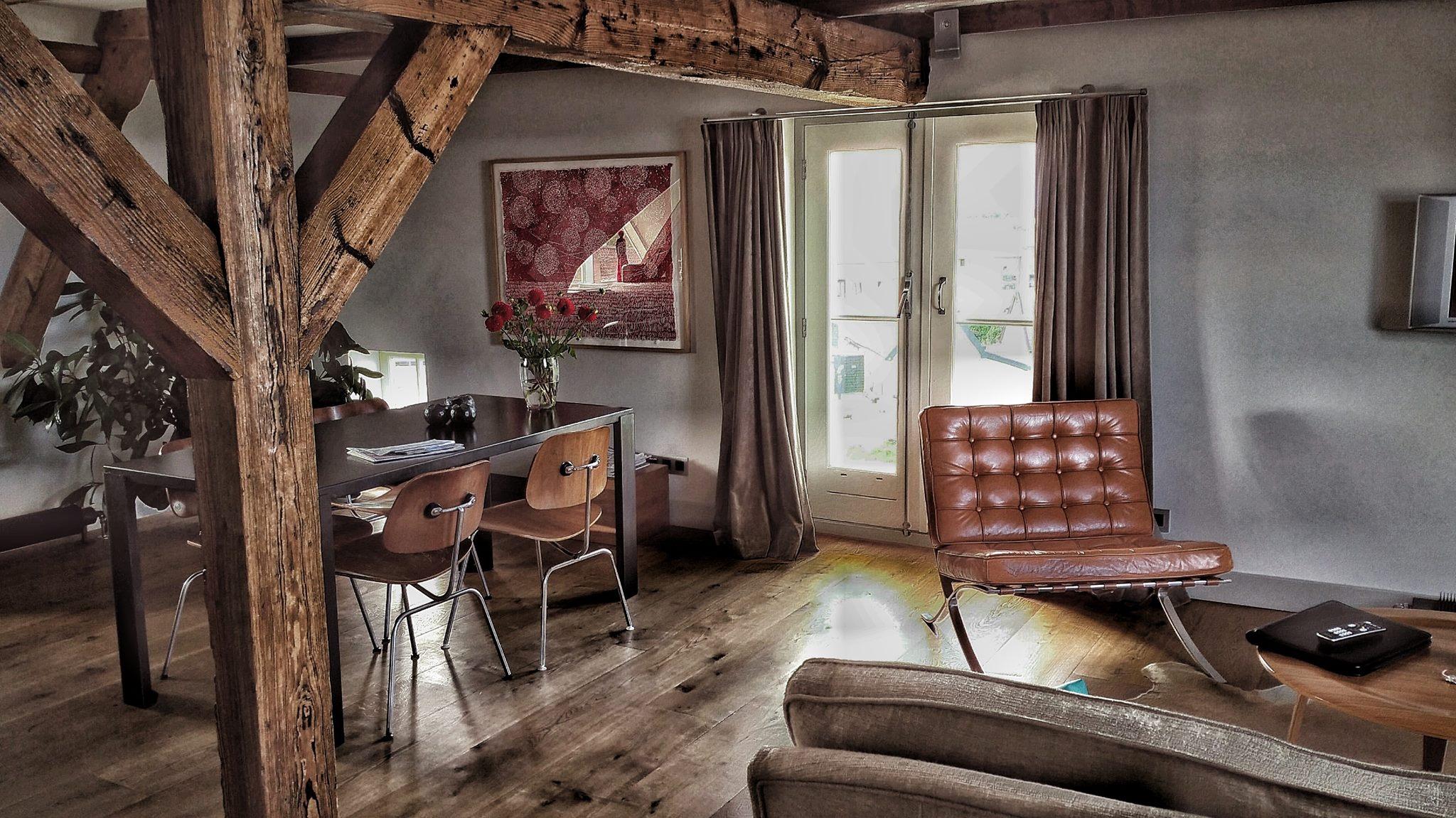Hotel Texel - suite 3 - woonkamer