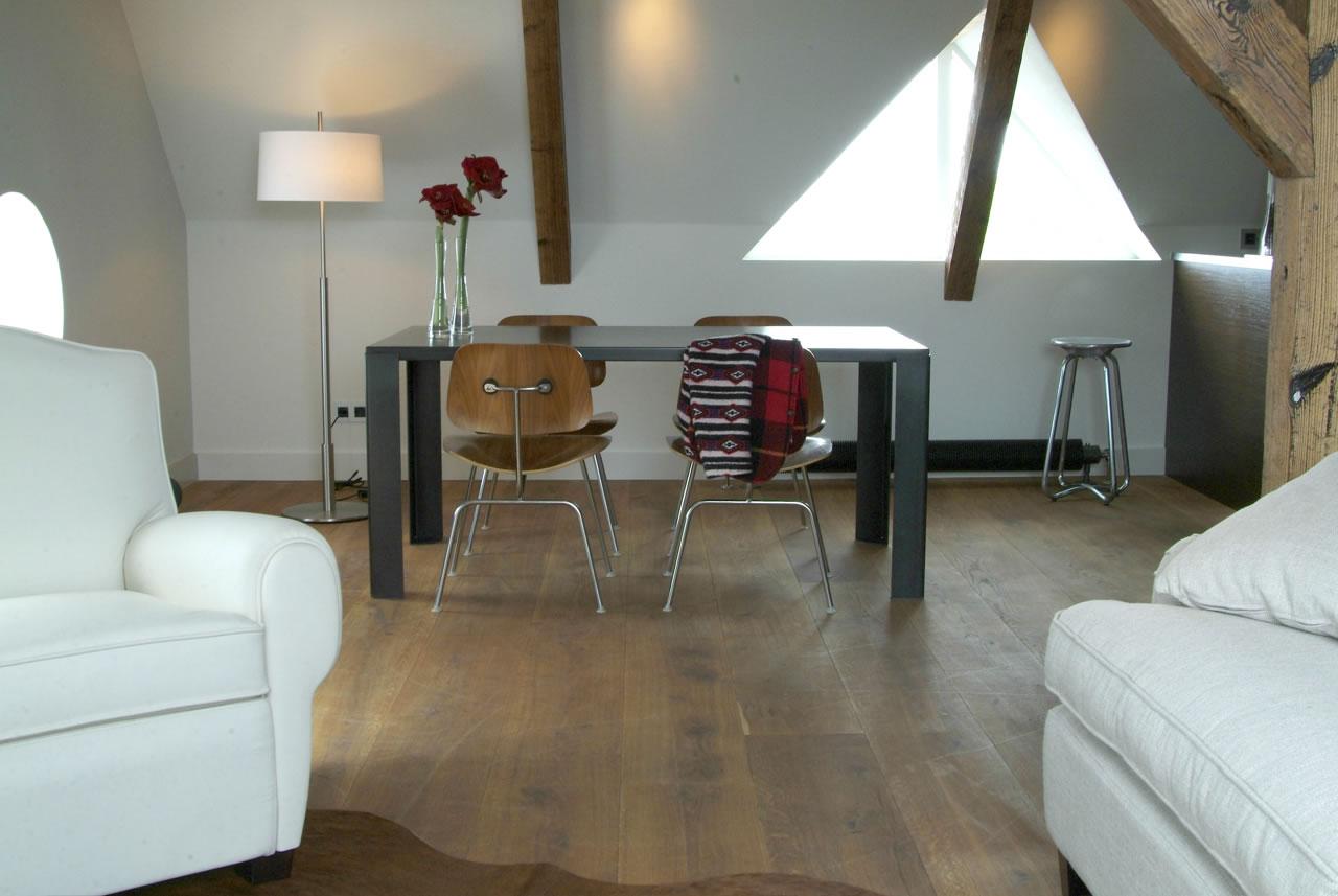 Hotel Texel - suite 2 kamer en eettafel