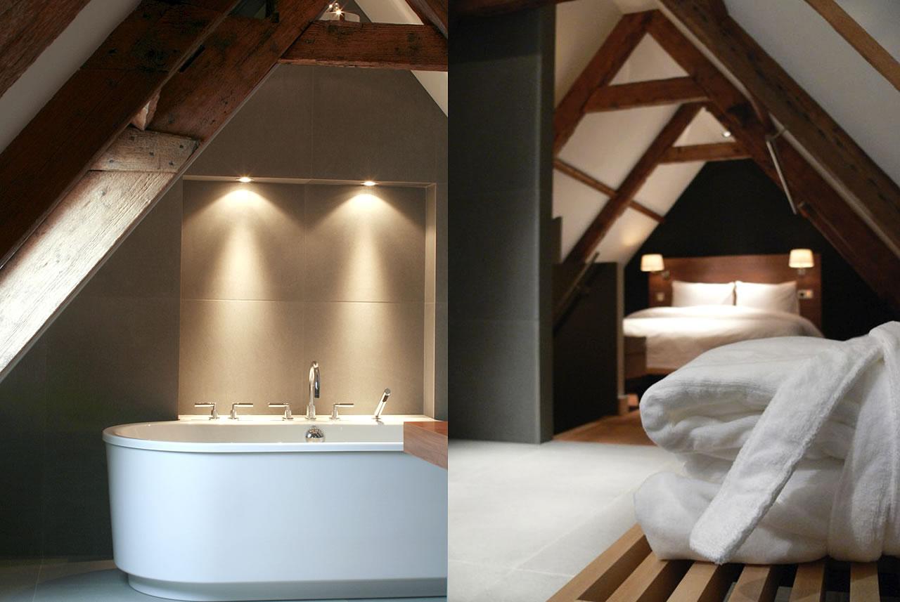 Hotel Texel | design badkamer