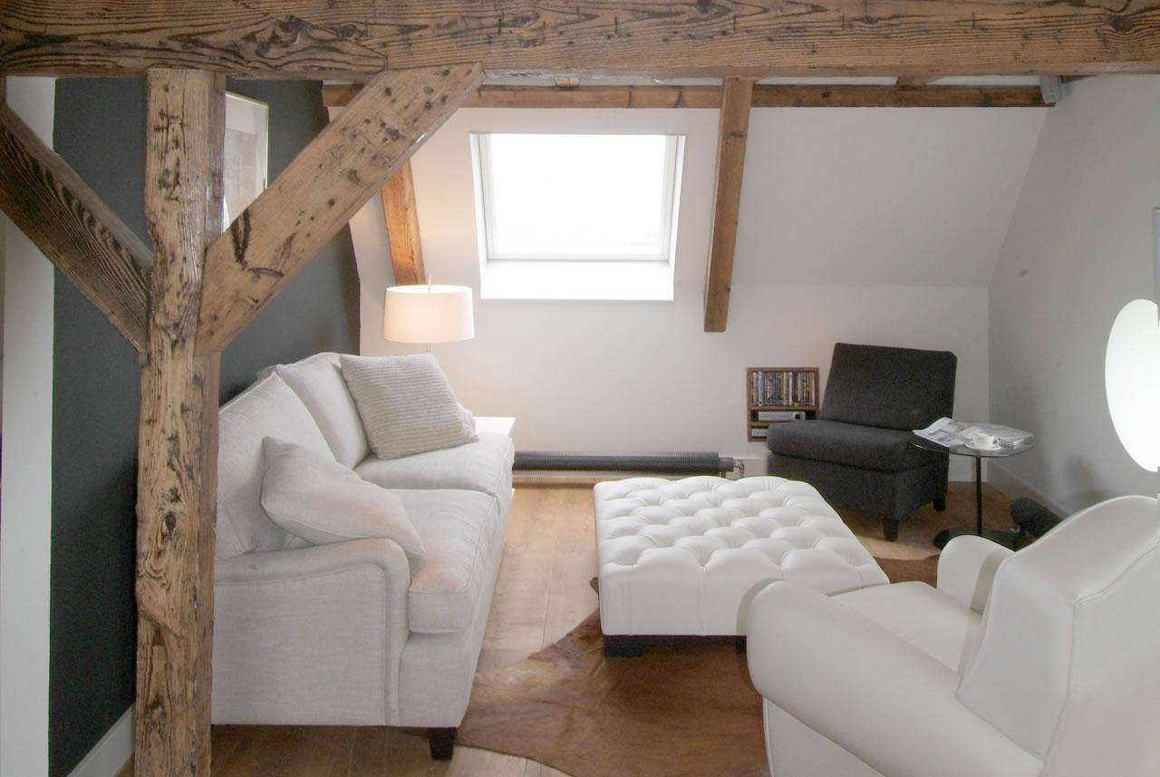 Hotel Texel - Suite 2 - zithoek