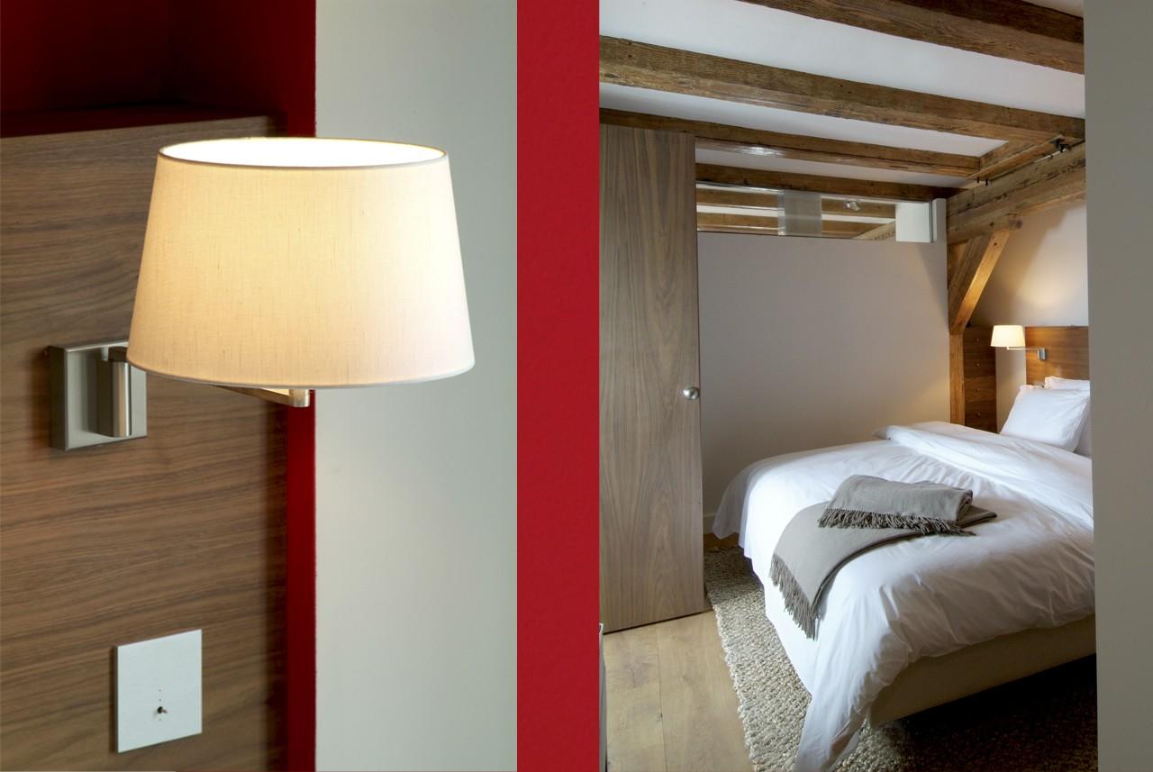 Hotel Texel | suite 4 2e slaapkamer