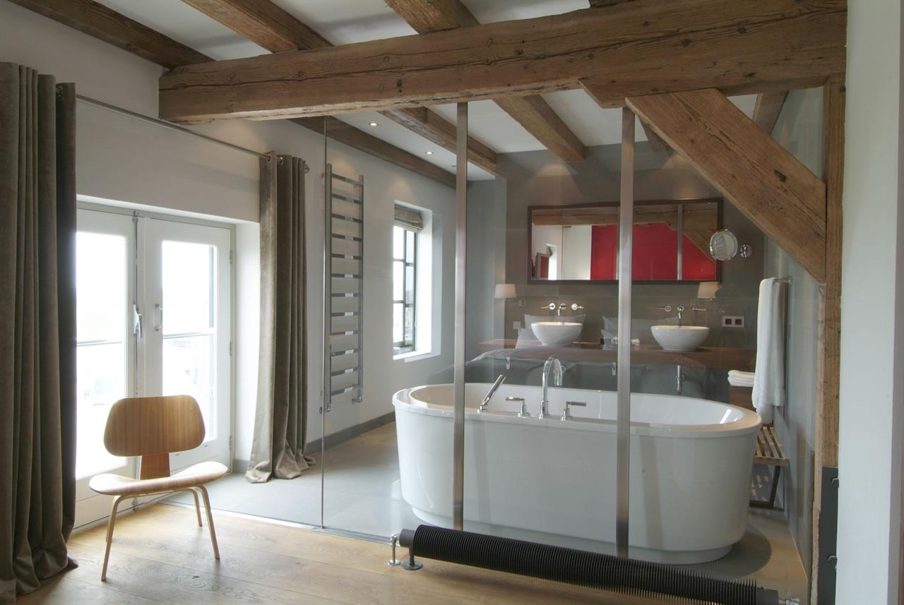 Hotel Texel - Badkamer suite 4